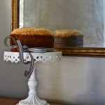 Classic sour cream pound cake perfect for the holidays. Free shipping.
