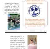 Summertime Newsletter